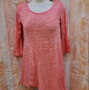 French Laundry Crochet Blouse Small